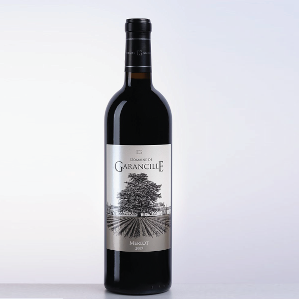 domaine-garancille-merlot-vin-rouge-charente-epicerie-maurice angouleme