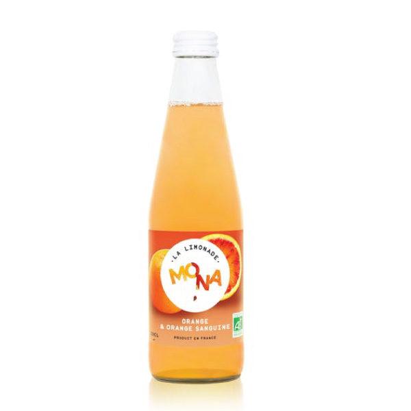 limonade bio orange sanguine mona epicerie maurice angouleme