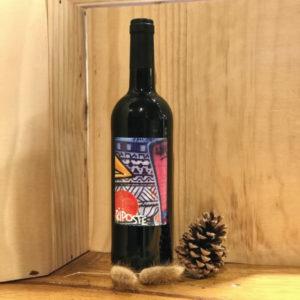 vin rouge bio merlot langueoc aop domaine coste rousse epicerie maurice angouleme restaurant